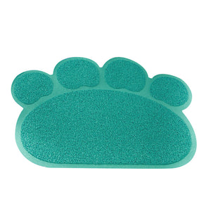 Ounee Paw Shape Pet Mat - OMG I Really Want That