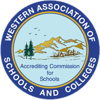 Fully Accredited by the Western Association of Schools & Colleges