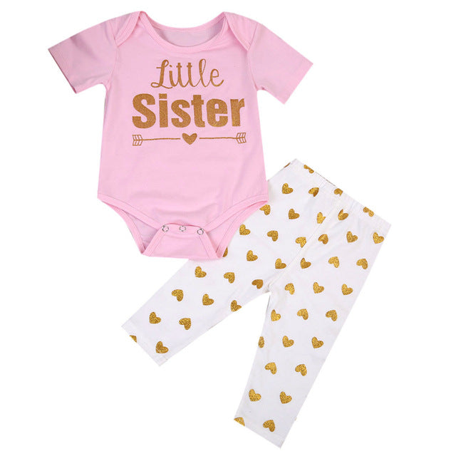 Big/Little Sister Cute Outfit Clothes