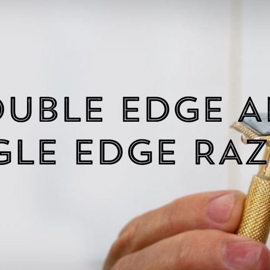 Double Edge Safety Razor vs Single Edge Safety Razor-West Coast Shaving