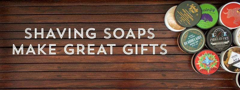 Shaving Soaps Make Great Gifts-West Coast Shaving