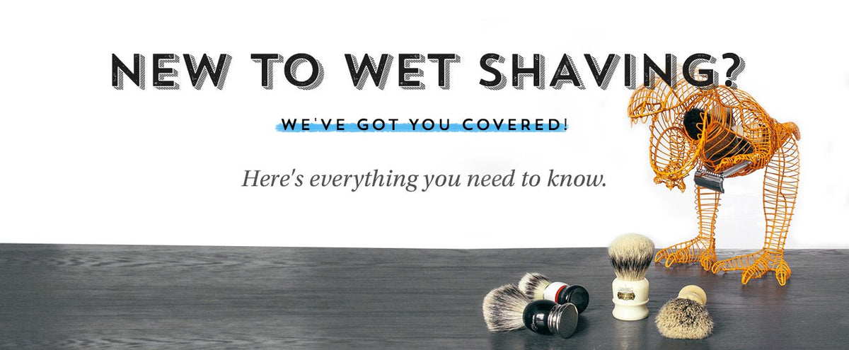 Wet Shaving Products & Supplies at West Coast Shaving