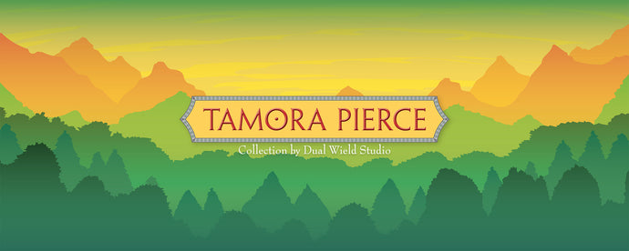 The Tamora Pierce Collection by Dual Wield Studio