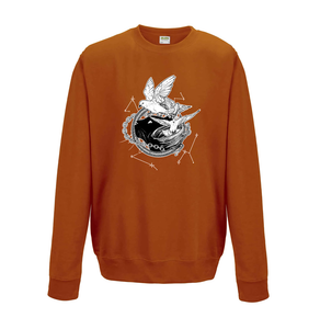 Tamora Pierce: Faithful & Dust Spinners Sweatshirts