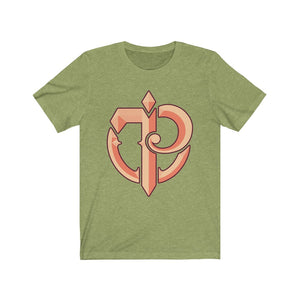 TAMORA PIERCE: Logo Tee
