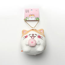 Load image into Gallery viewer, Mochi Town: Sweet Keyrings (4 variants)