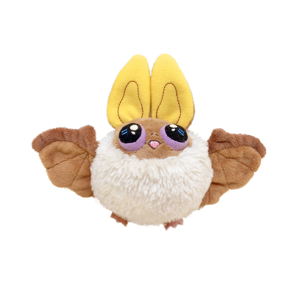 Heather Sketcheroos: Fwoof the Bat Plush