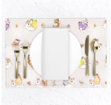 Load image into Gallery viewer, Heather Sketcheroos: Woodsy Jackalopes Placemats