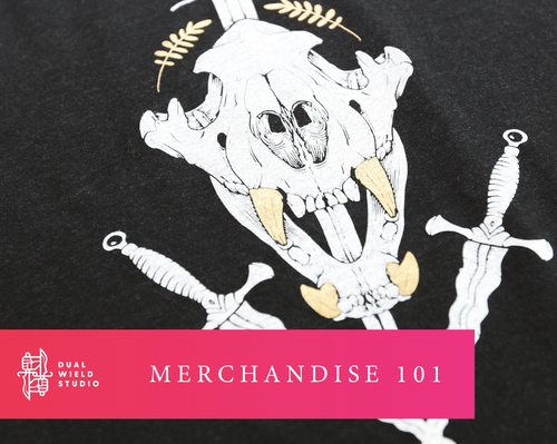 DIGITAL DOWNLOAD - Merchandise 101 PDF