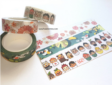 Load image into Gallery viewer, Koi Tape by Hawberries