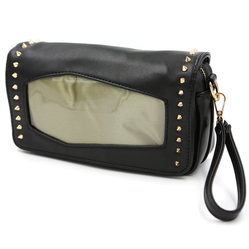 Coffin ita clutch front view