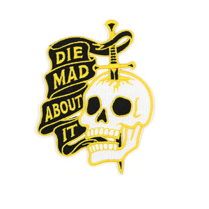 Die Mad About It Patch