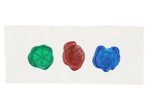 Tamora Pierce: Wax Seal Sets