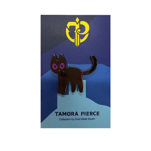 Tamora Pierce: Faithful Pin