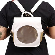 Load image into Gallery viewer, Sun Ita Bag with Removable Window Insert