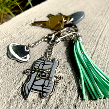 Load image into Gallery viewer, Logo Keychain