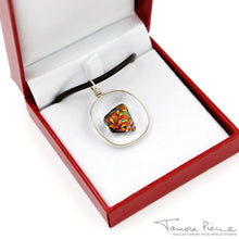 Load image into Gallery viewer, Tamora Pierce: Ember Glass Necklace