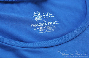 Tamora Pierce: Keladry Shield Scoopneck Tank (Limited Edition)
