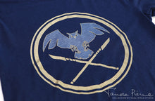 Load image into Gallery viewer, Tamora Pierce: Keladry Shield T-Shirt (Limited Edition)