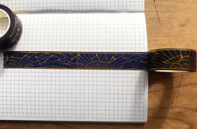 Load image into Gallery viewer, Golden Constellations Washi Tape