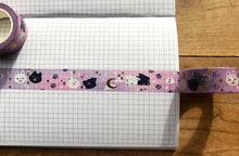 Load image into Gallery viewer, Celestial Wolves Washi Tape