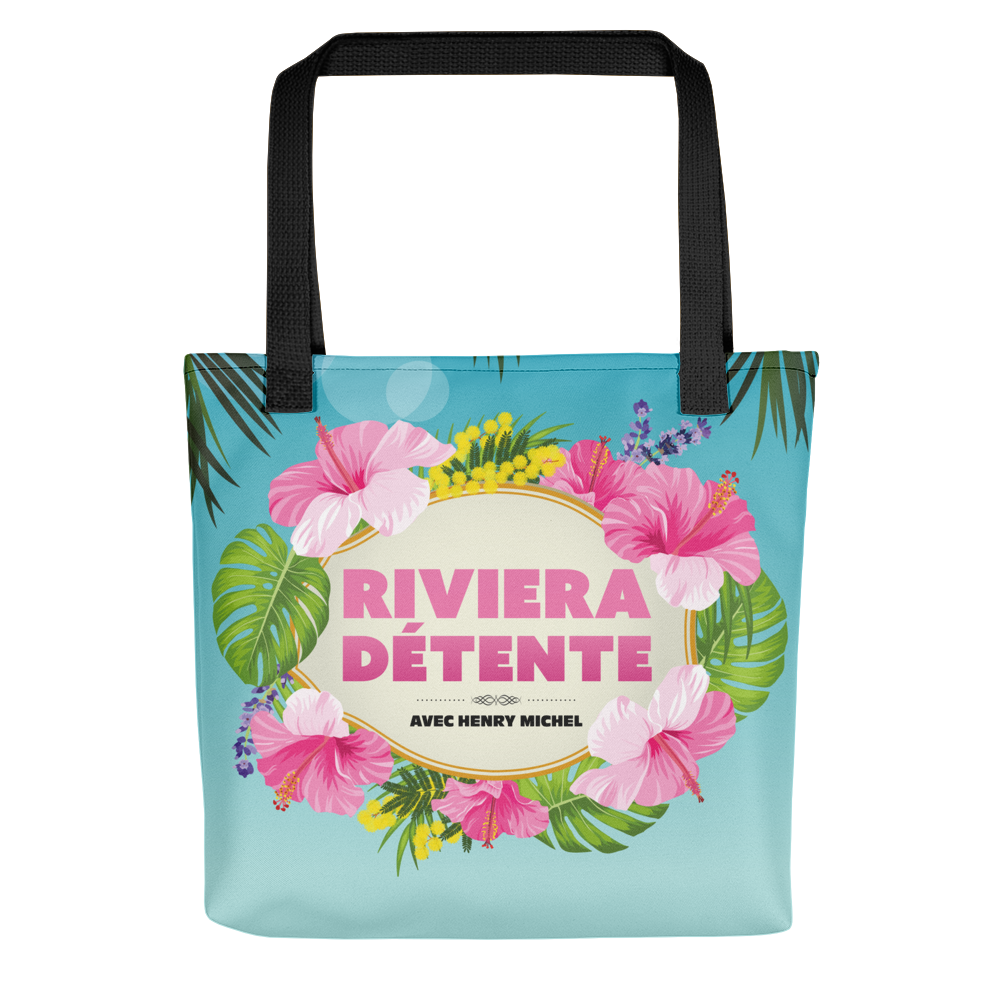 Tote Bag Riviera Détente
