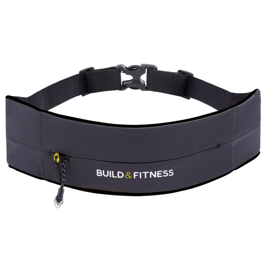 Adjustable Zipper Running Belt