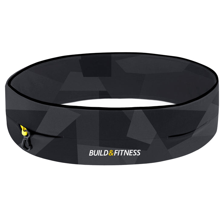 Camo Classic Running Belt - Build & Fitness - UK