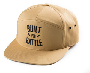 GUNSMITH BUILT FOR BATTLE HAT - KHAKI