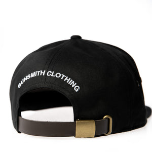 GUNSMITH BUILT FOR BATTLE HAT - BLACK