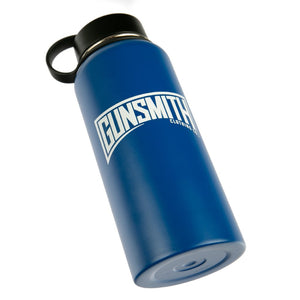 BUILT FOR BATTLE WATER BOTTLE - NAVY