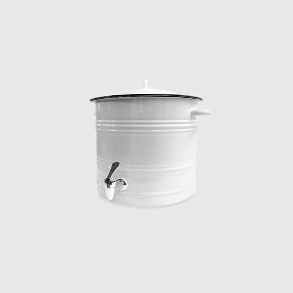 Water Dispenser Jar - White