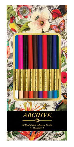 Colouring Pencils (Set of 12)
