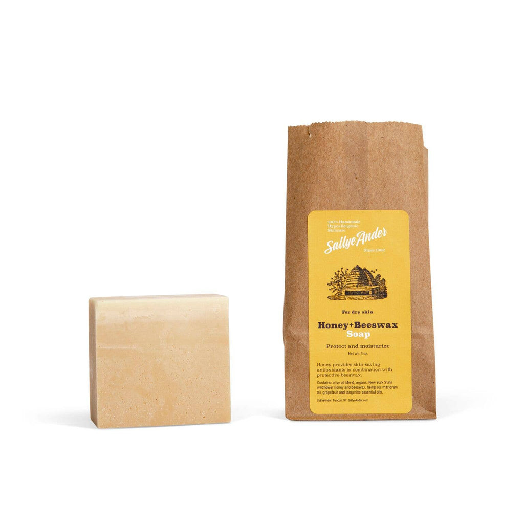 Honey + Beeswax Soap