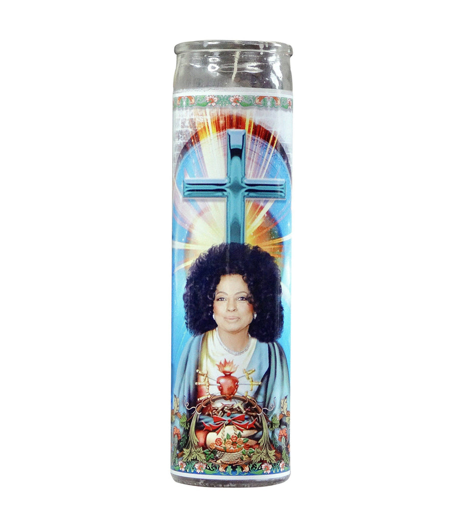 Diana Ross Celebrity Prayer Candle