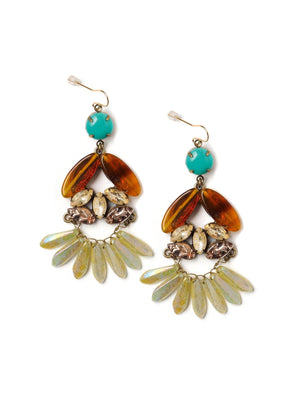 Elements Jill Schwartz - Kassia Statement Earrings