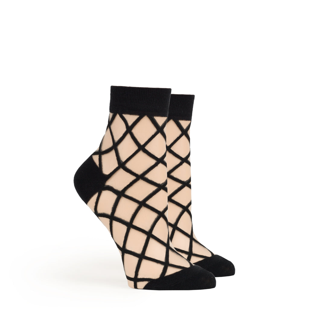 Women's Sheer Ankle Bailee Sock