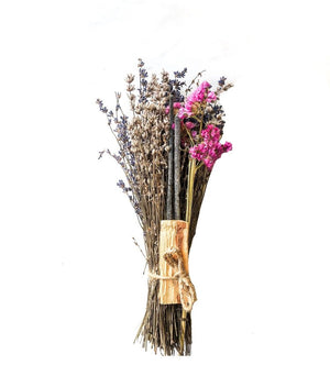 Good Living is Glam - Large Lavender, Copal and Palo Santo Set