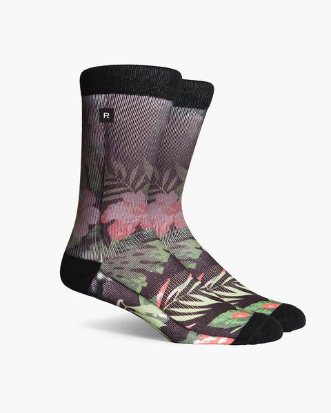 Richer Poorer - Mens Aloha CA Collection Crew Sock