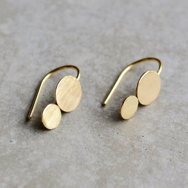 Material Wit - Pome Earrings