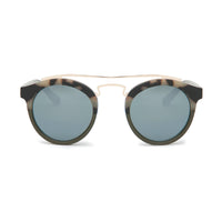 Bronte Sunglasses - Khaki Two Tone