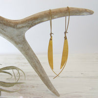 Dynamo - Minimalist Modern Earrings