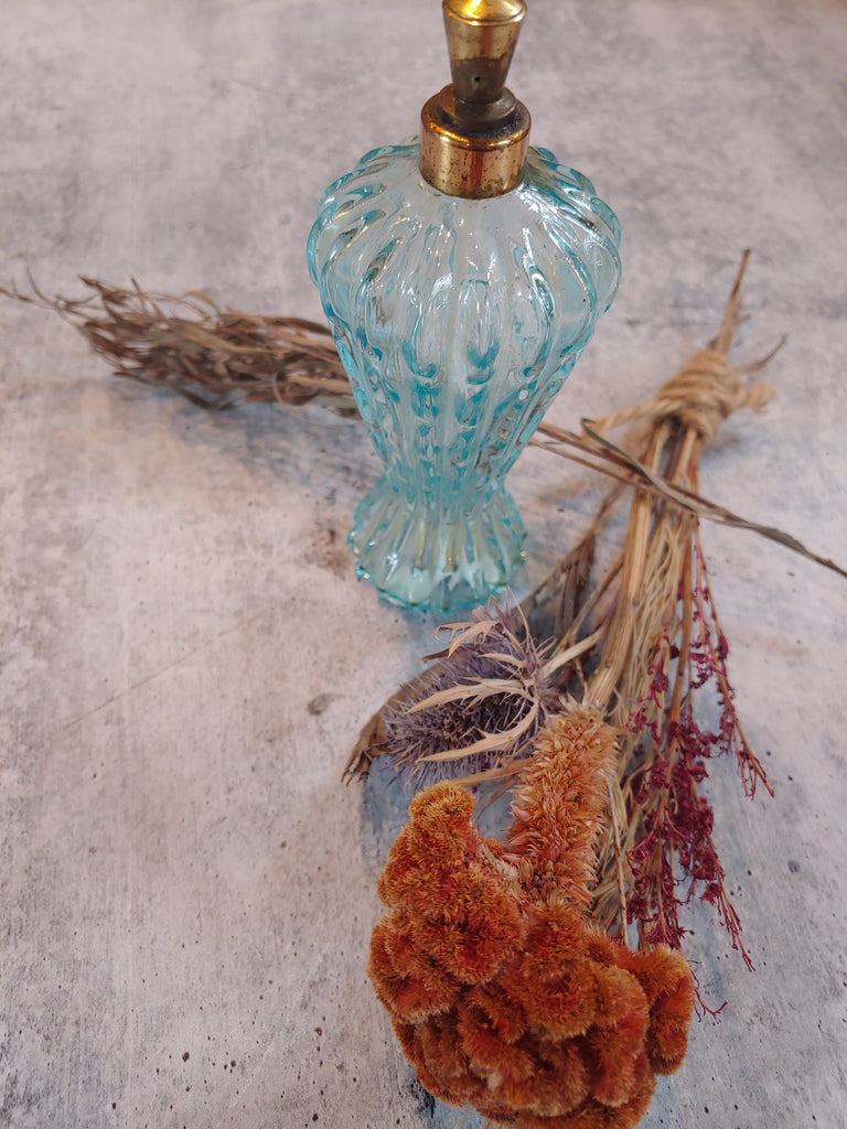 Vintage Perfume Bottle Decor