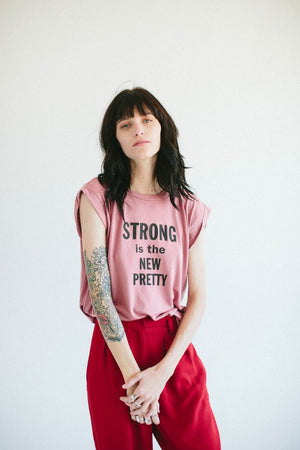 The Bee & The Fox - Strong is the New Pretty, Mauve