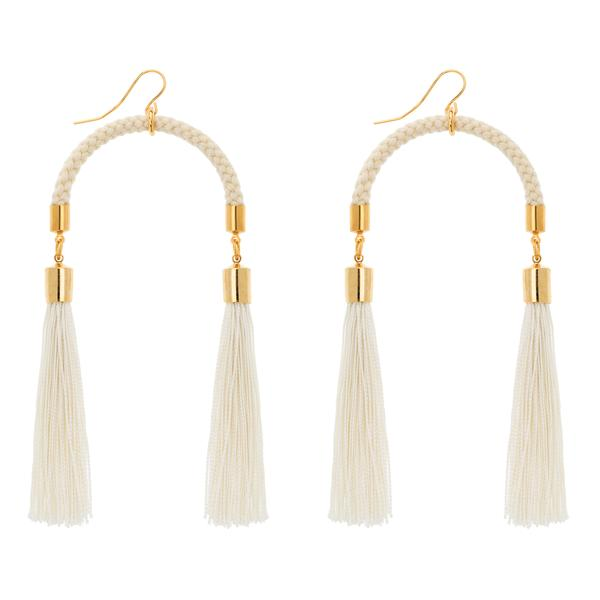 Sol Tassel Earrings