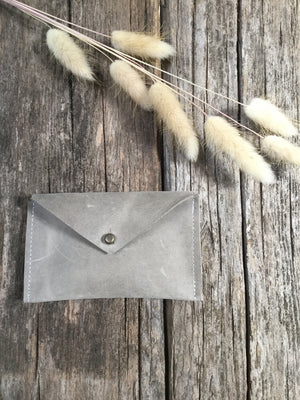 Leather Wallet Card Holder
