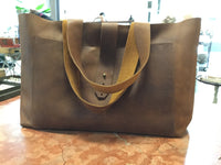 Kodiak Leather Bag Large