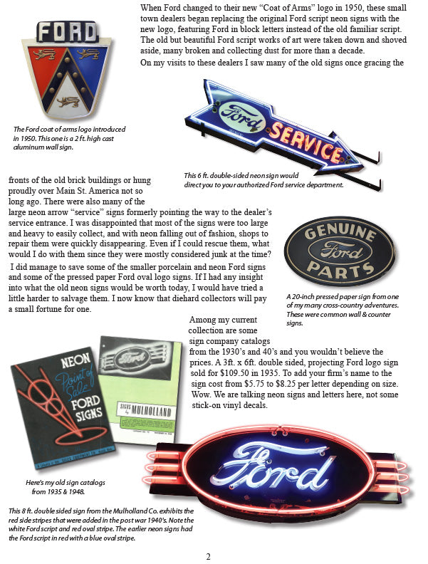 Ford Signs of a Bygone Era_2