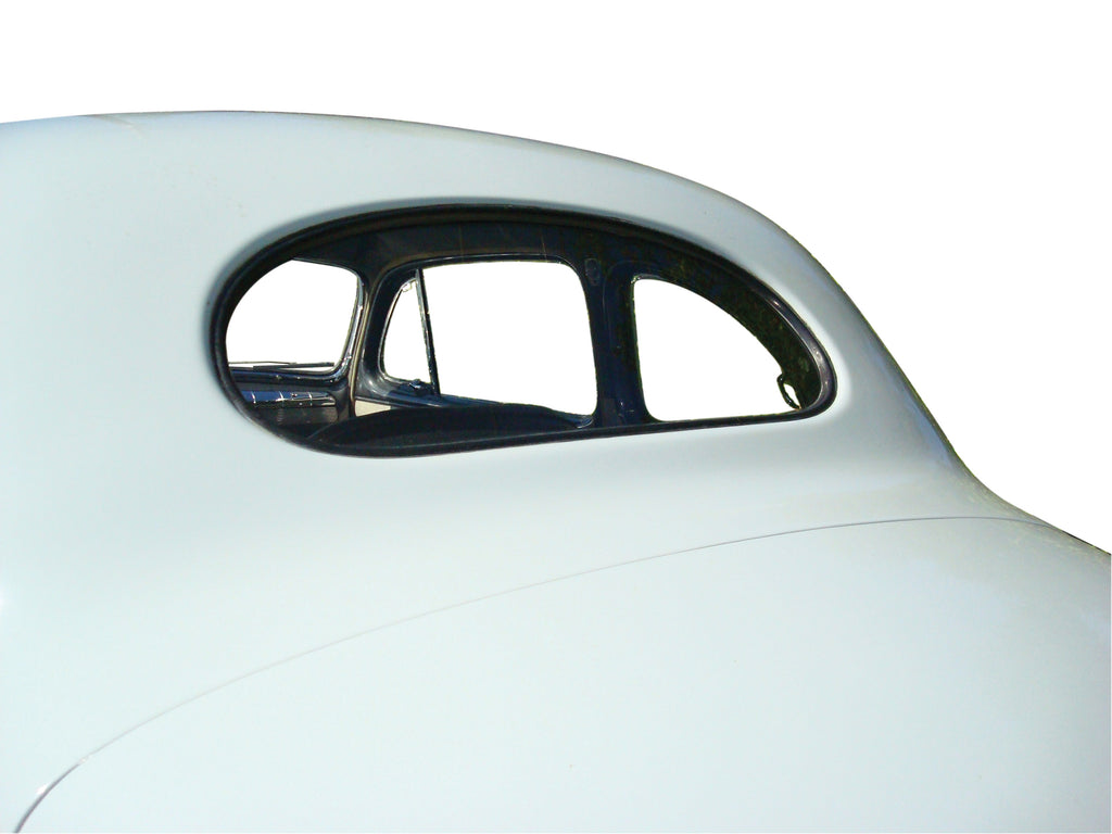 1941-48 COUPE SEDAN REAR WINDOW SEAL (W/O GROOVE)