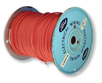 UNIVERSAL 12 GAUGE RED WIRE